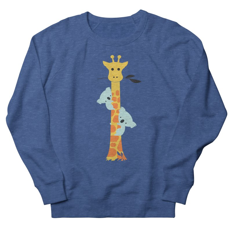 I'll Be Your Tree Men's French Terry Sweatshirt by jayfleck's Artist Shop