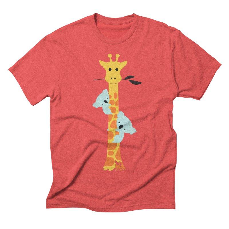 I'll Be Your Tree Men's Triblend T-shirt by jayfleck's Artist Shop