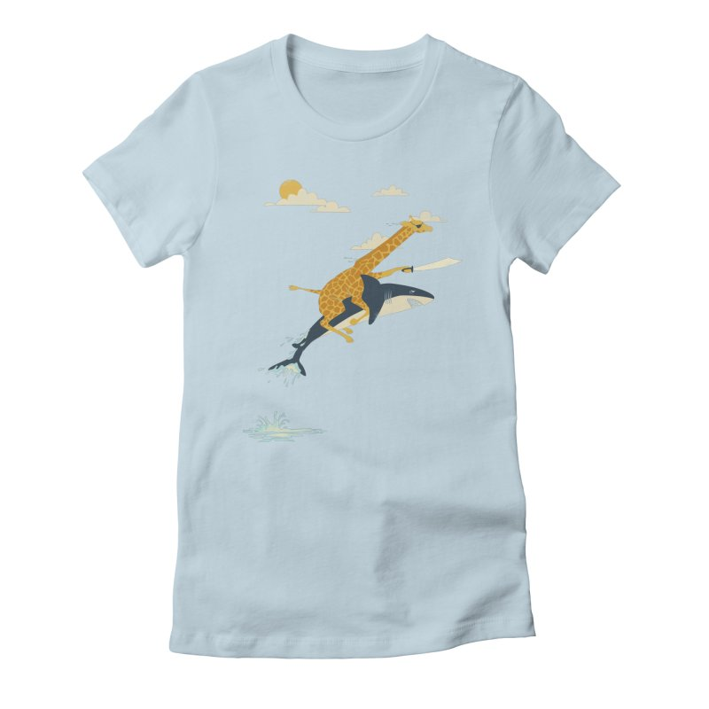 Onward Women's T-Shirt by jayfleck's Artist Shop
