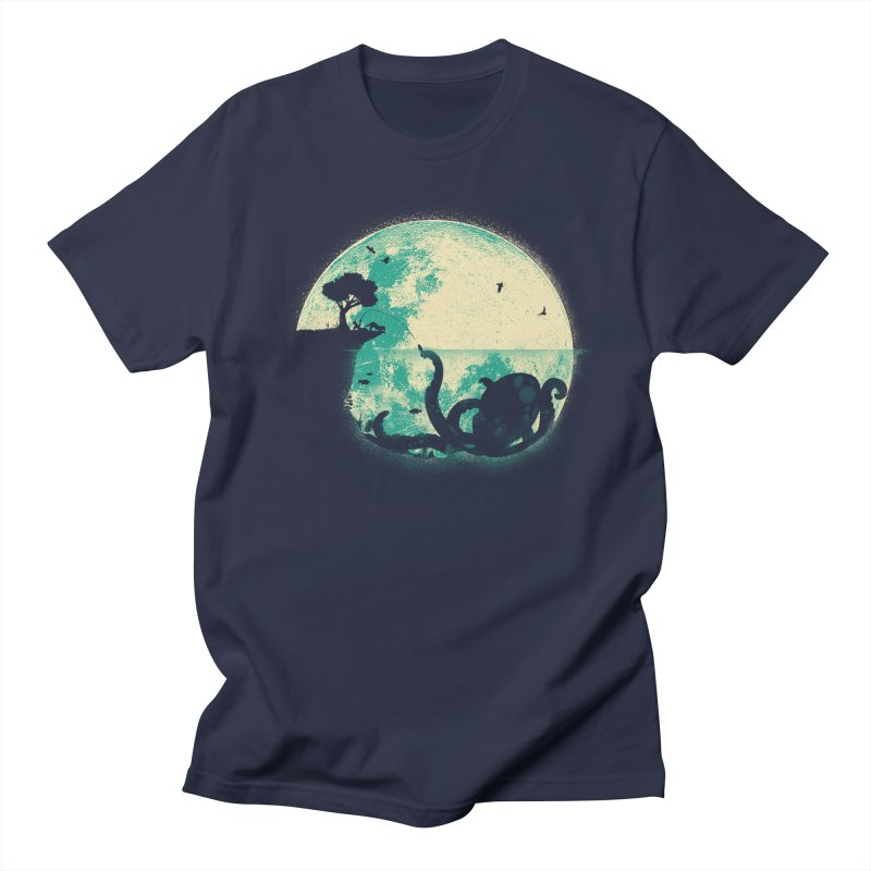 The Big One Men's T-Shirt by jayfleck's Artist Shop