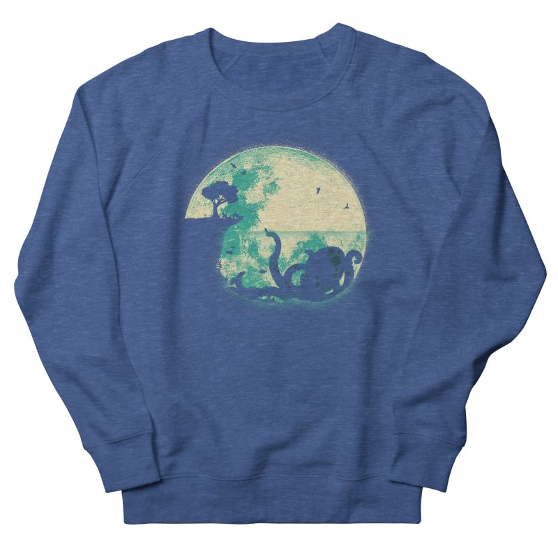 The Big One Men's Sweatshirt by jayfleck's Artist Shop
