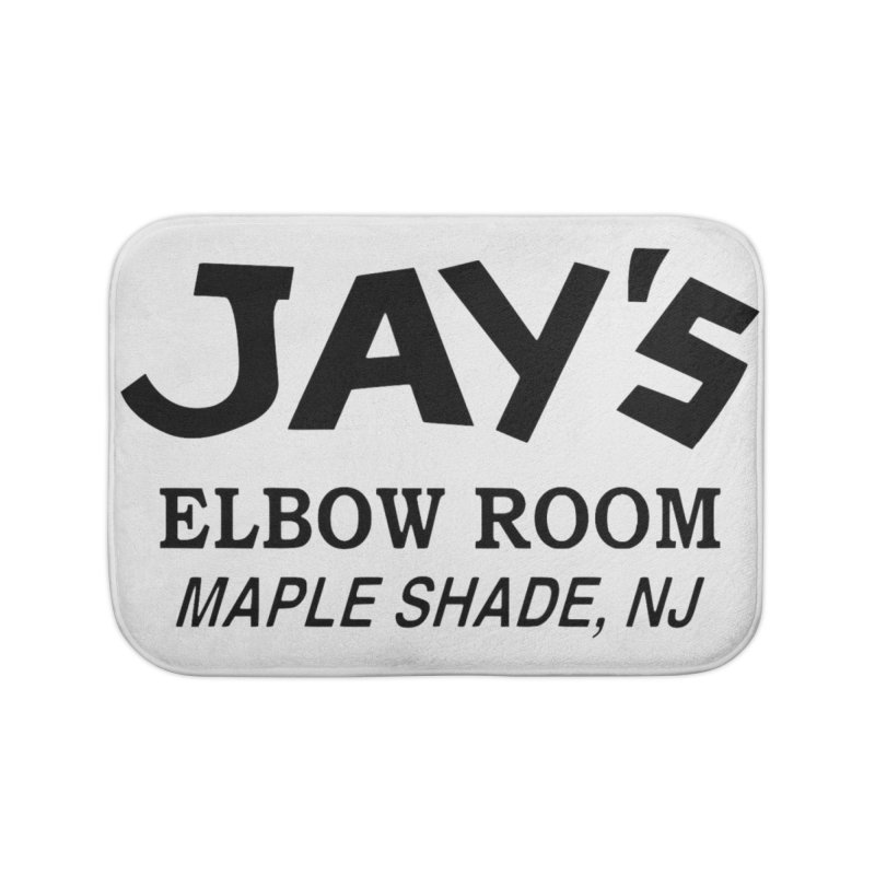 Jay's Elbow Home Bath Mat by jayselbowroom's Artist Shop