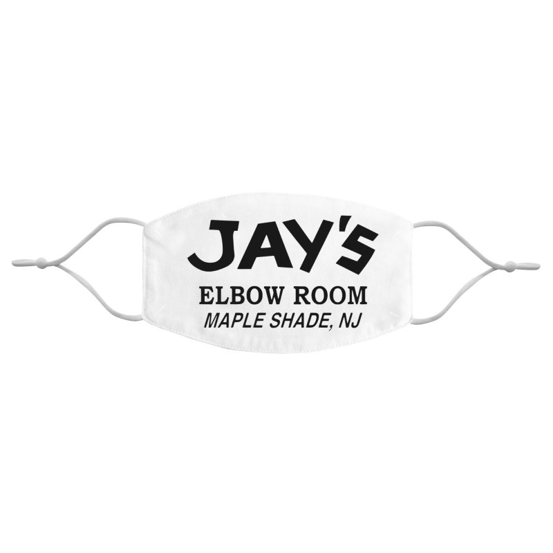 Jay's Elbow Accessories Face Mask by jayselbowroom's Artist Shop