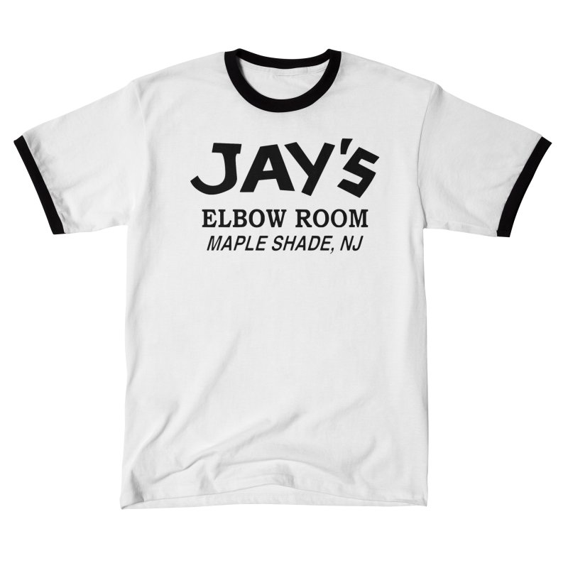 Jay's Elbow Men's T-Shirt by jayselbowroom's Artist Shop