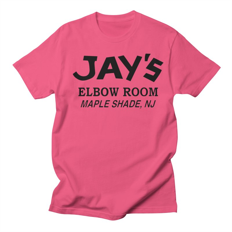 Jay's Elbow Men's T-Shirt by jayselbowroom's Artist Shop