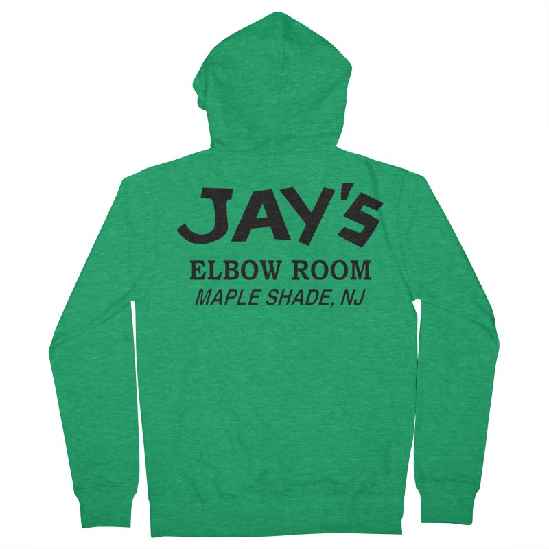 Jay's Elbow Men's Zip-Up Hoody by jayselbowroom's Artist Shop