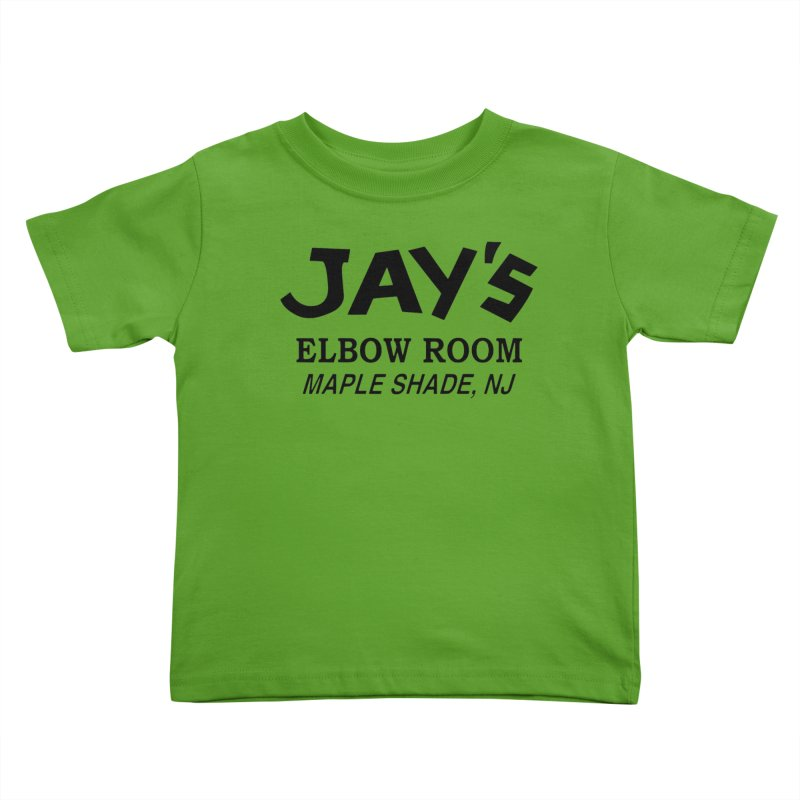 Jay's Elbow Kids Toddler T-Shirt by jayselbowroom's Artist Shop