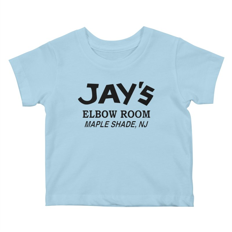 Jay's Elbow Kids Baby T-Shirt by jayselbowroom's Artist Shop