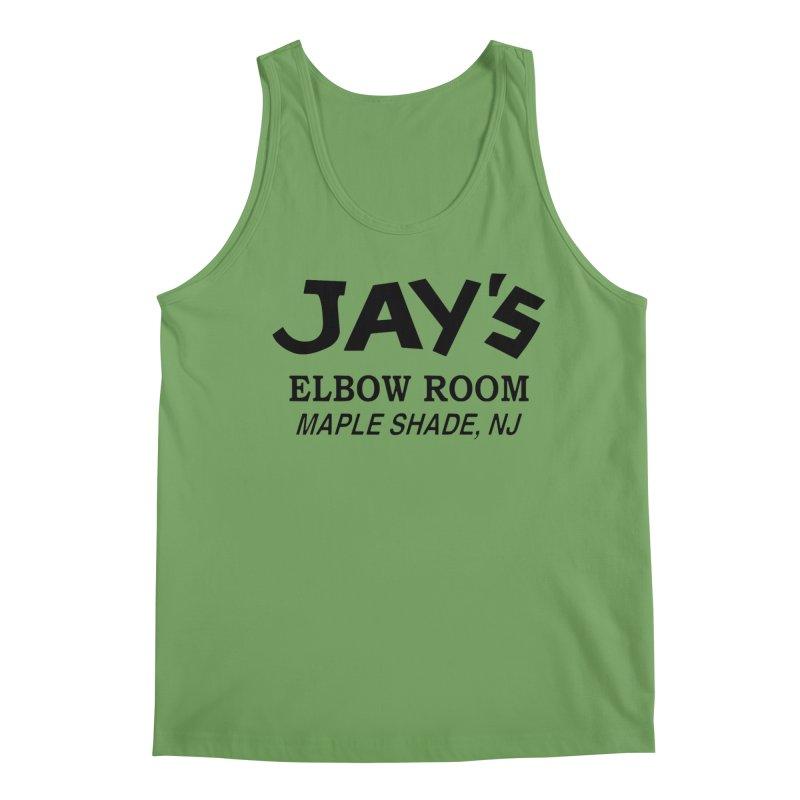 Jay's Elbow Men's Tank by jayselbowroom's Artist Shop