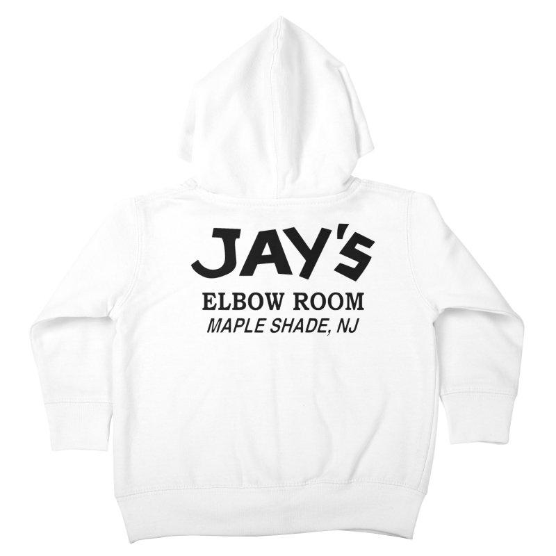 Jay's Elbow Kids Toddler Zip-Up Hoody by jayselbowroom's Artist Shop