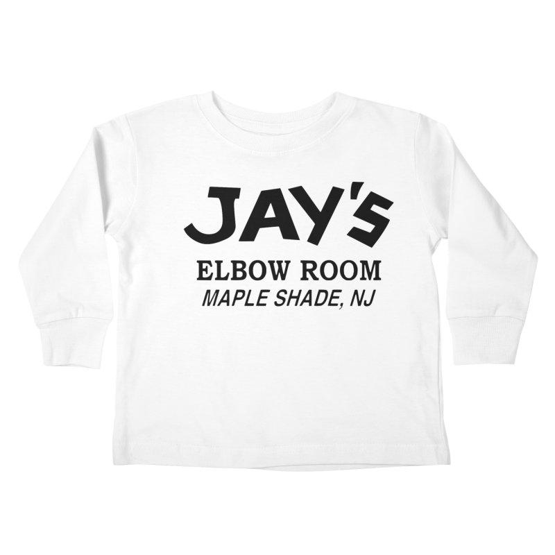Jay's Elbow Kids Toddler Longsleeve T-Shirt by jayselbowroom's Artist Shop