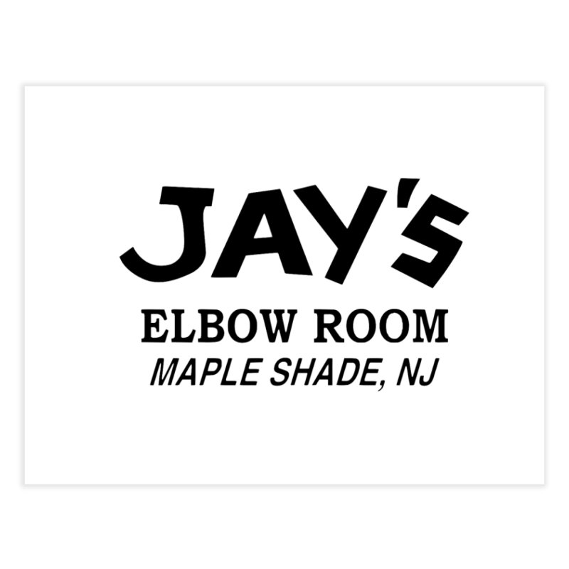 Jay's Elbow Home Fine Art Print by jayselbowroom's Artist Shop