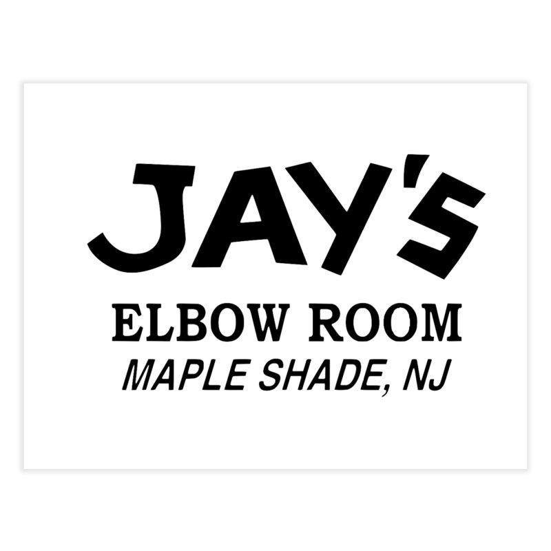 Jay's Elbow Home Fine Art Print by jayselbowroom's Artist Shop