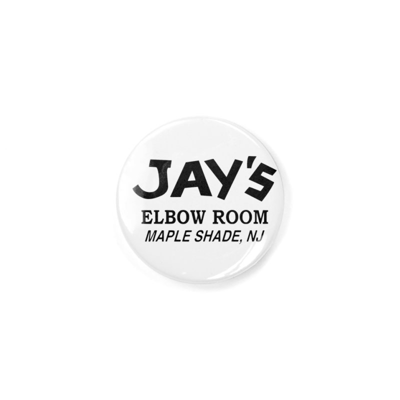 Jay's Elbow Accessories Button by jayselbowroom's Artist Shop