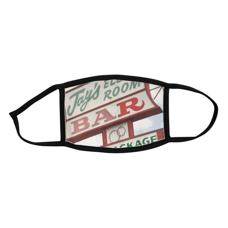 The Sign Accessories Face Mask by jayselbowroom's Artist Shop
