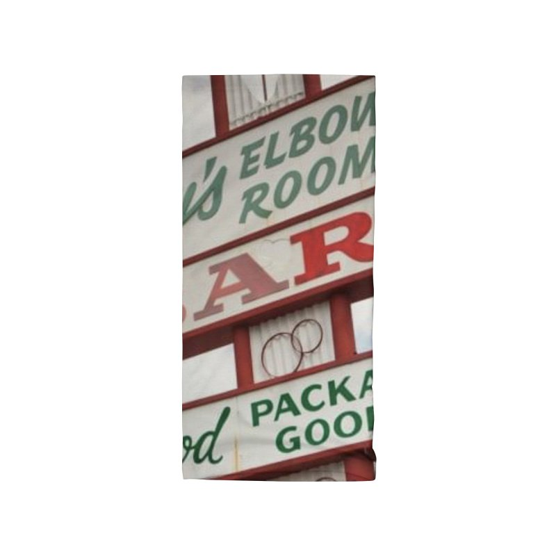 The Sign Accessories Neck Gaiter by jayselbowroom's Artist Shop