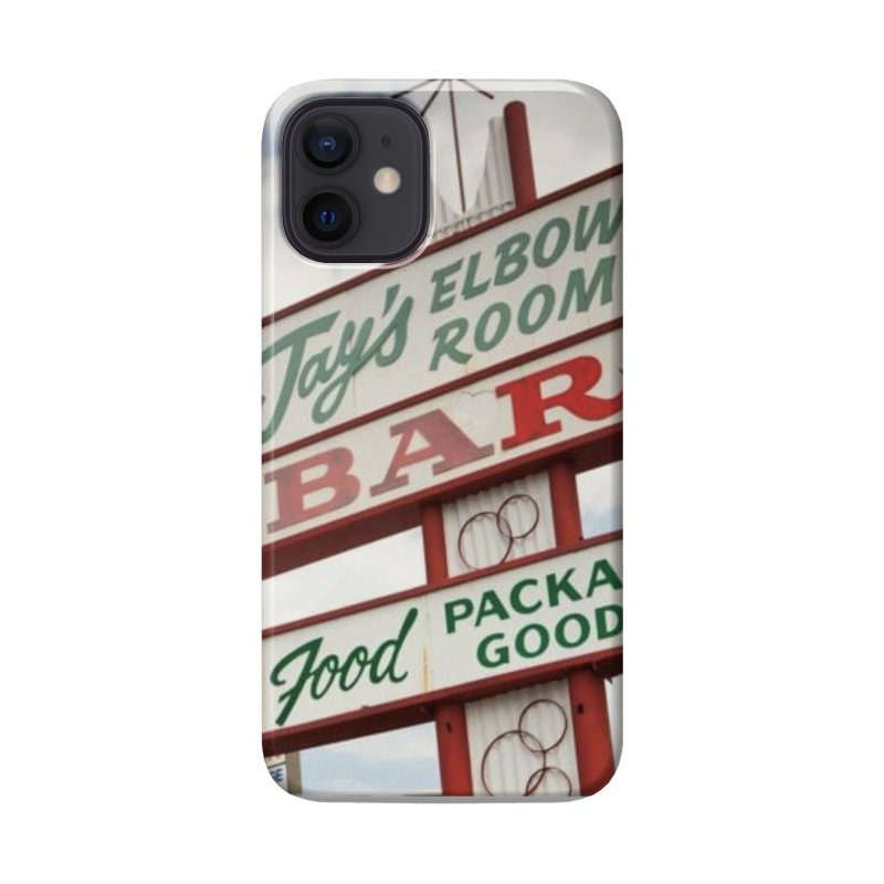 The Sign Accessories Phone Case by jayselbowroom's Artist Shop