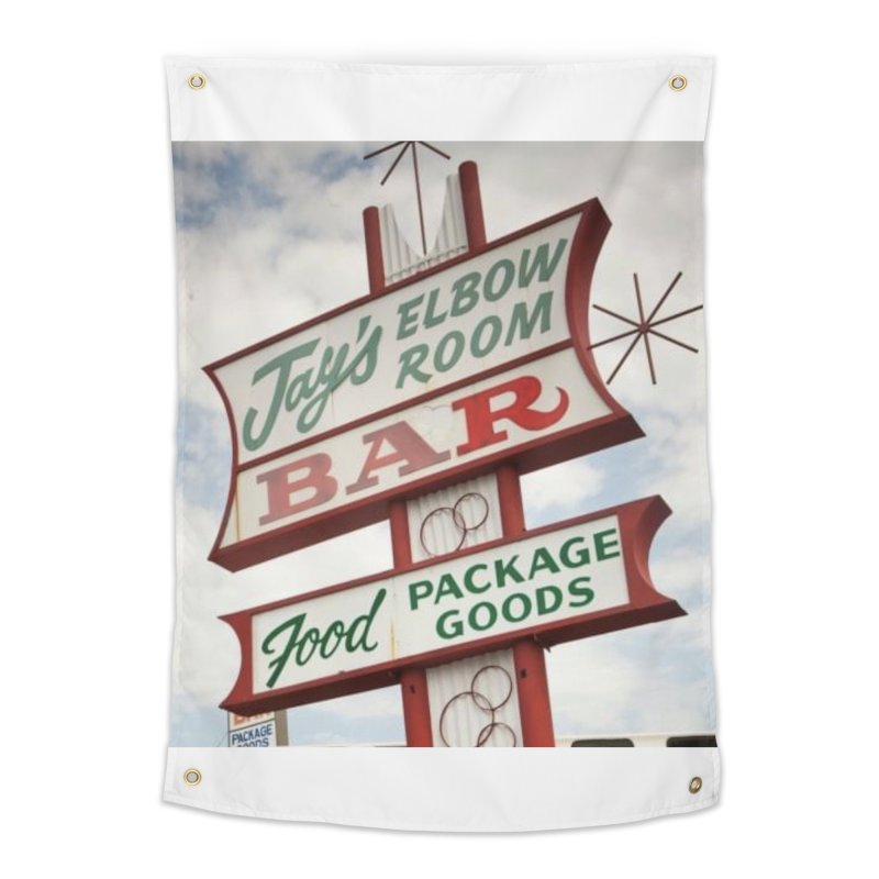 The Sign Home Tapestry by jayselbowroom's Artist Shop