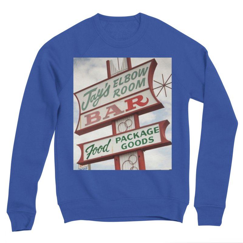 The Sign Men's Sweatshirt by jayselbowroom's Artist Shop