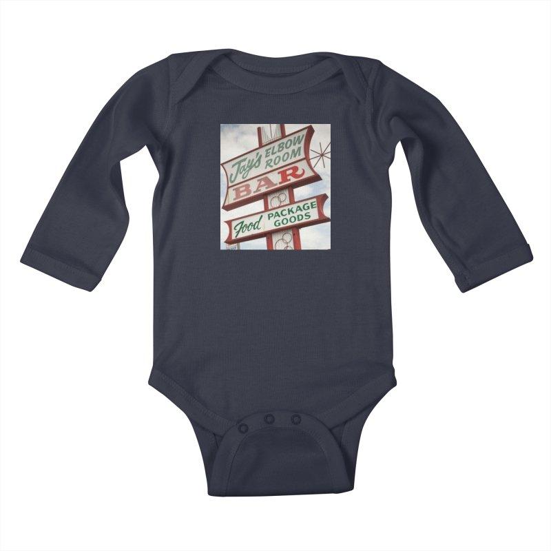 The Sign Kids Baby Longsleeve Bodysuit by jayselbowroom's Artist Shop