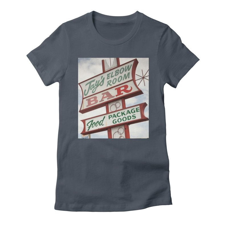 The Sign Women's T-Shirt by jayselbowroom's Artist Shop
