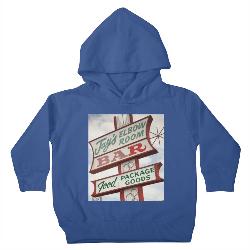 The Sign Kids Toddler Pullover Hoody by jayselbowroom's Artist Shop