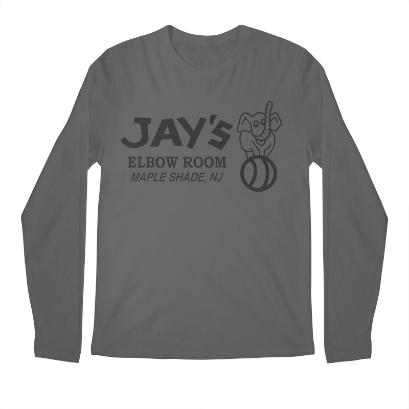 Is that an elephant? Men's Longsleeve T-Shirt by jayselbowroom's Artist Shop