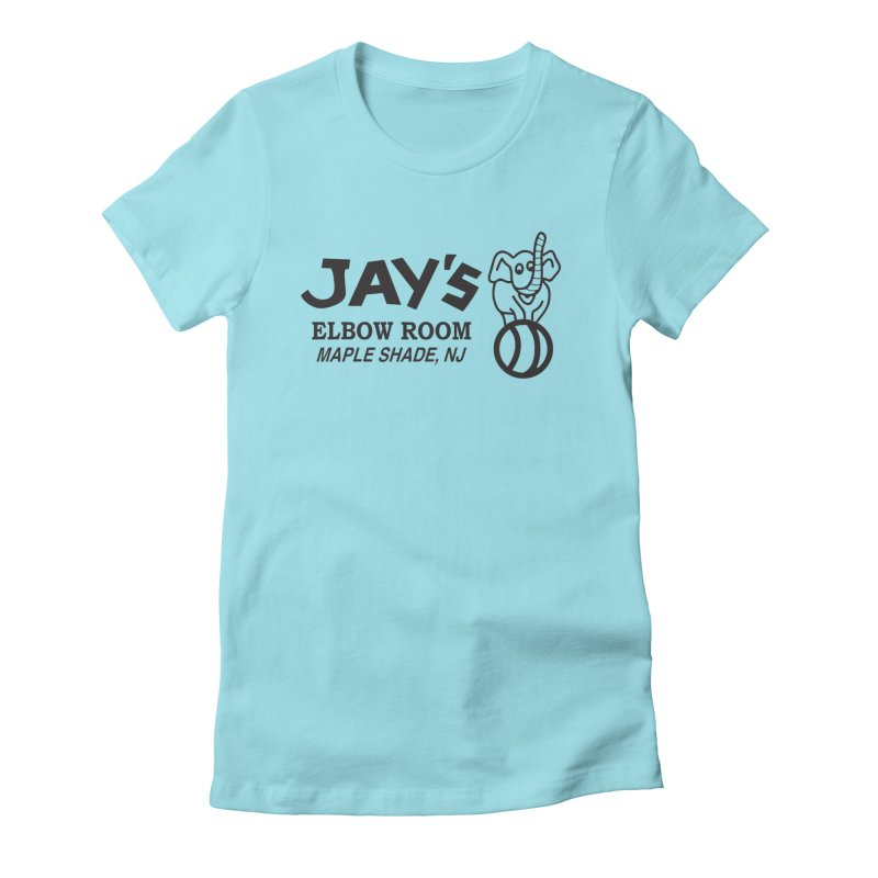 Is that an elephant? Women's T-Shirt by jayselbowroom's Artist Shop