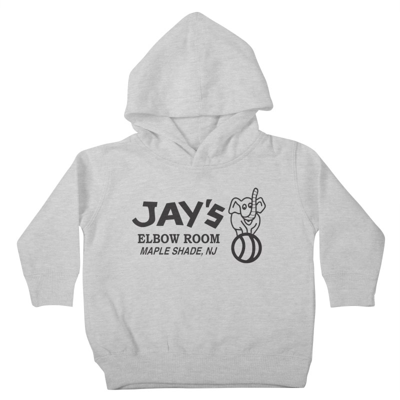 Is that an elephant? Kids Toddler Pullover Hoody by jayselbowroom's Artist Shop