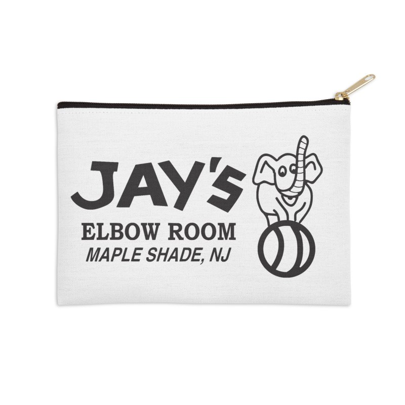 Is that an elephant? Accessories Zip Pouch by jayselbowroom's Artist Shop