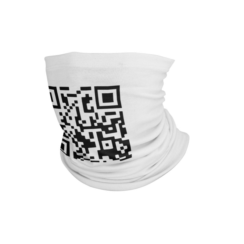 Scan Me Accessories Neck Gaiter by jayselbowroom's Artist Shop