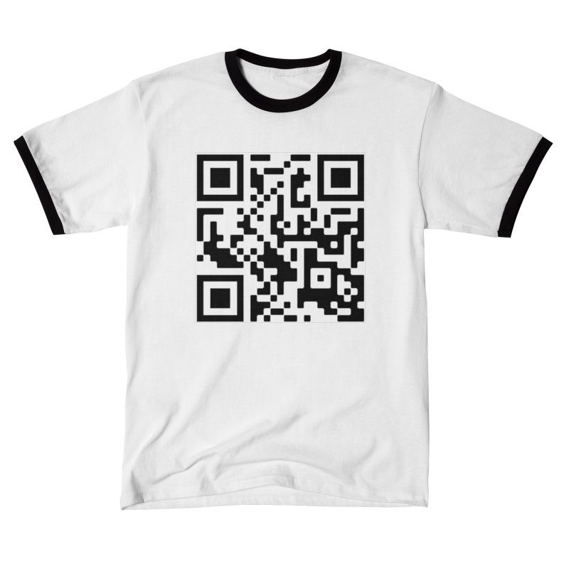 Scan Me Women's T-Shirt by jayselbowroom's Artist Shop