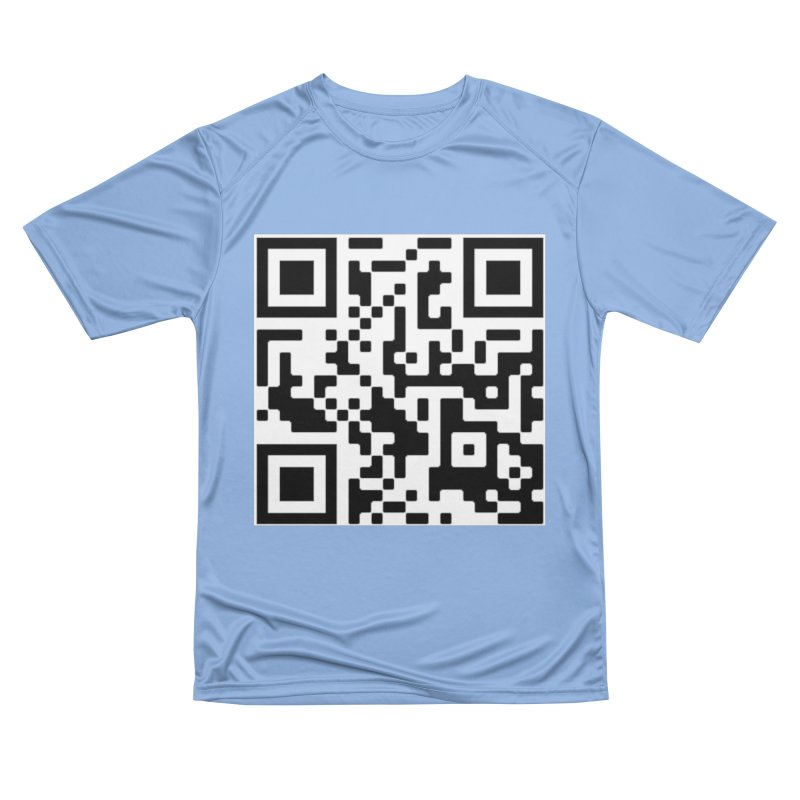 Scan Me Men's T-Shirt by jayselbowroom's Artist Shop