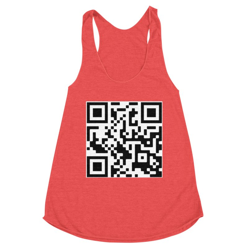Scan Me Women's Tank by jayselbowroom's Artist Shop