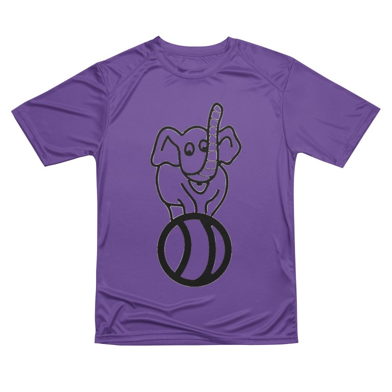 What's with the elephant? Women's T-Shirt by jayselbowroom's Artist Shop