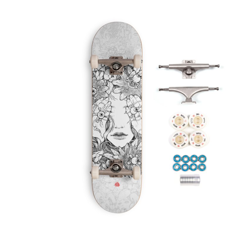 Ring Accessories Complete - Premium Skateboard by jazhmine's