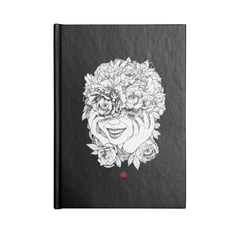 Enchanted Accessories Blank Journal Notebook by jazhmine's