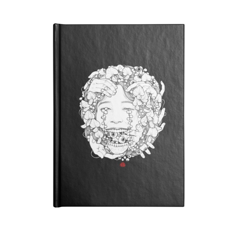 Swing Accessories Lined Journal Notebook by jazhmine's