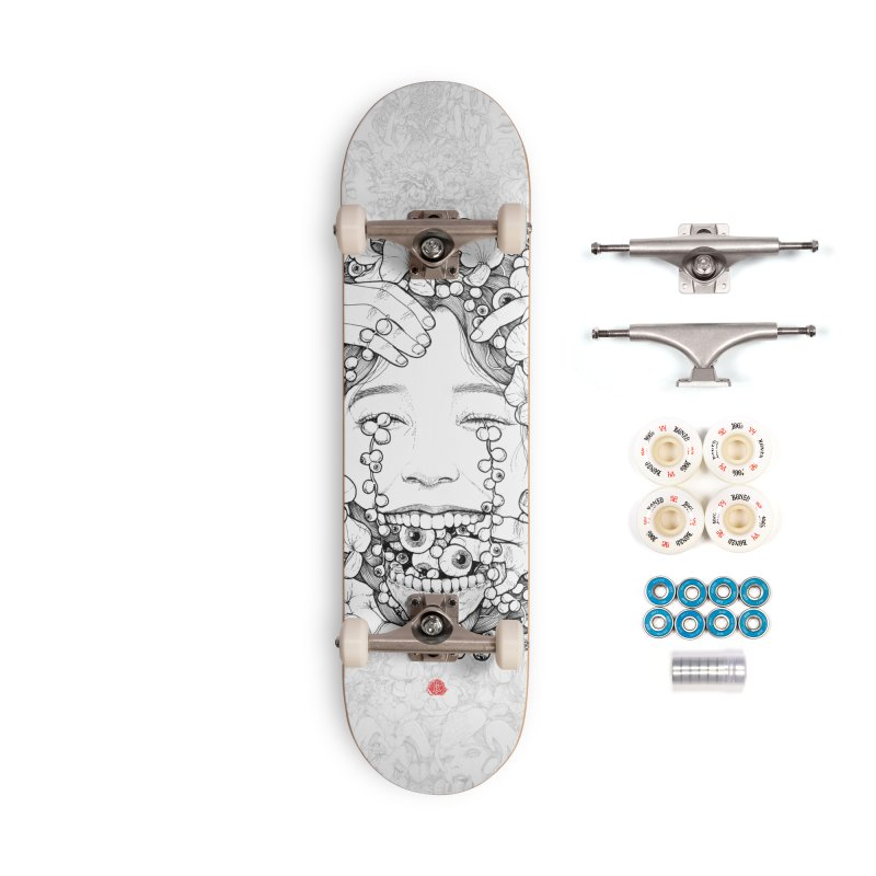 Swing Accessories Complete - Premium Skateboard by jazhmine's