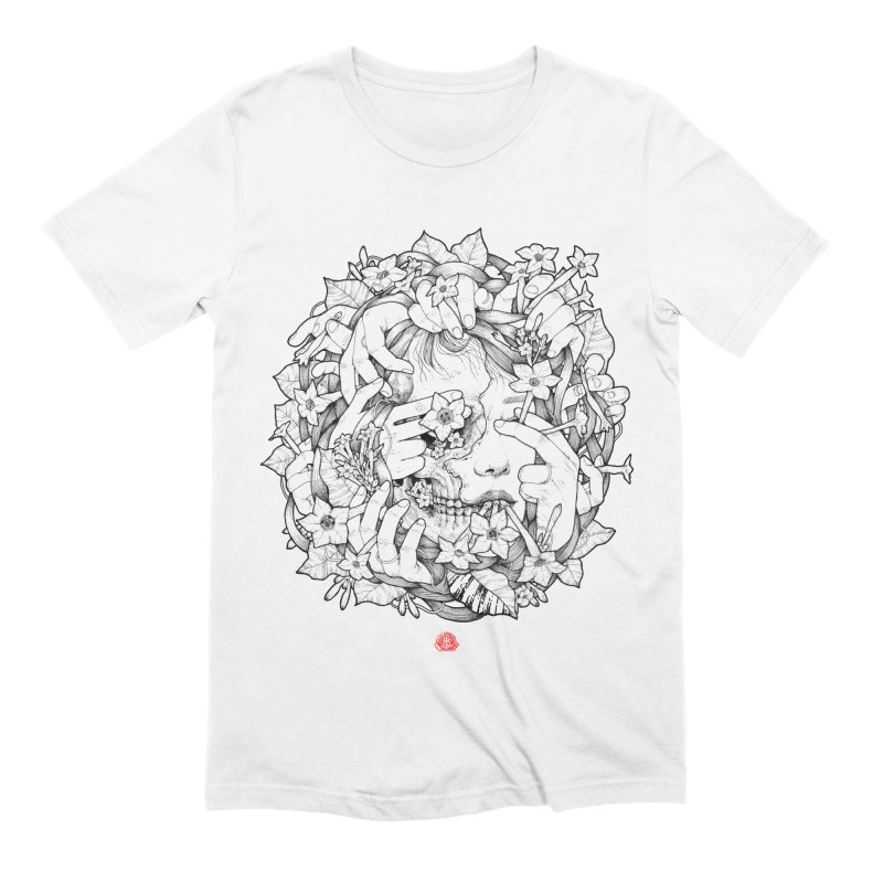 Smoke Men's Extra Soft T-Shirt by jazhmine's