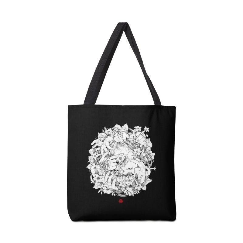 Smoke Accessories Tote Bag Bag by jazhmine's