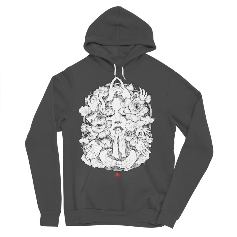 Legendary Men's Sponge Fleece Pullover Hoody by jazhmine's