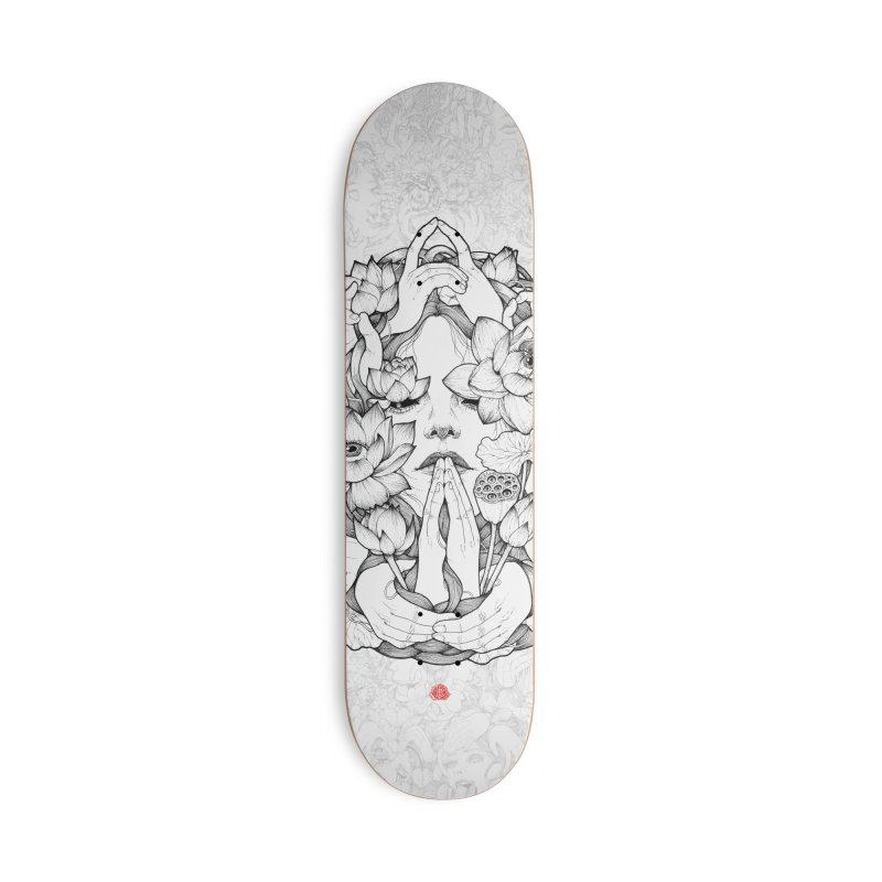 Legendary Accessories Deck Only Skateboard by jazhmine's