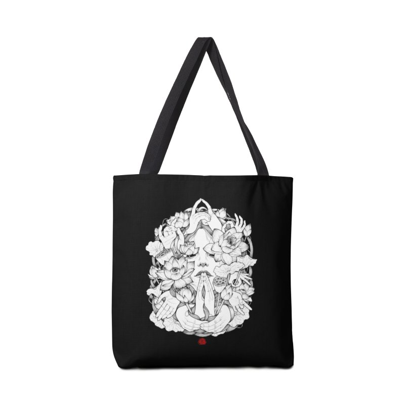Legendary Accessories Tote Bag Bag by jazhmine's