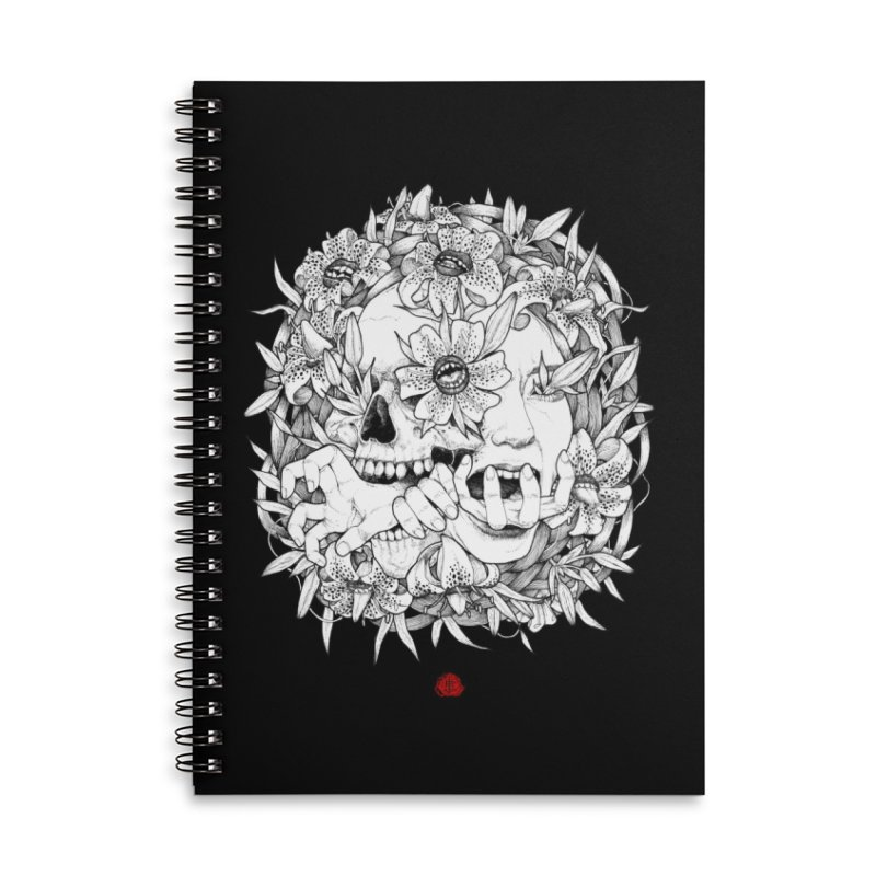 Wild Accessories Lined Spiral Notebook by jazhmine's