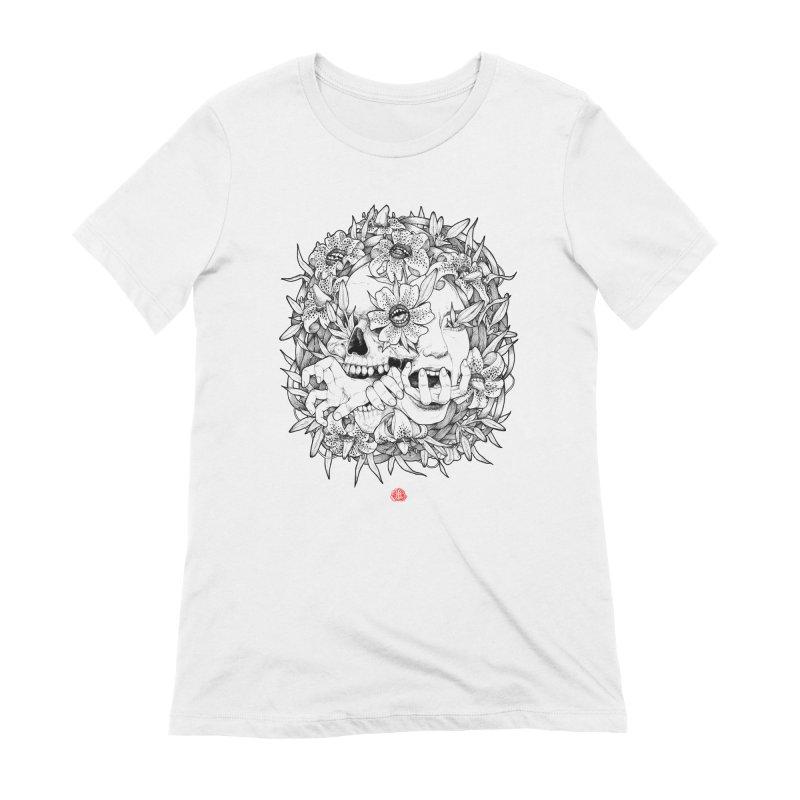 Wild Women's Extra Soft T-Shirt by jazhmine's