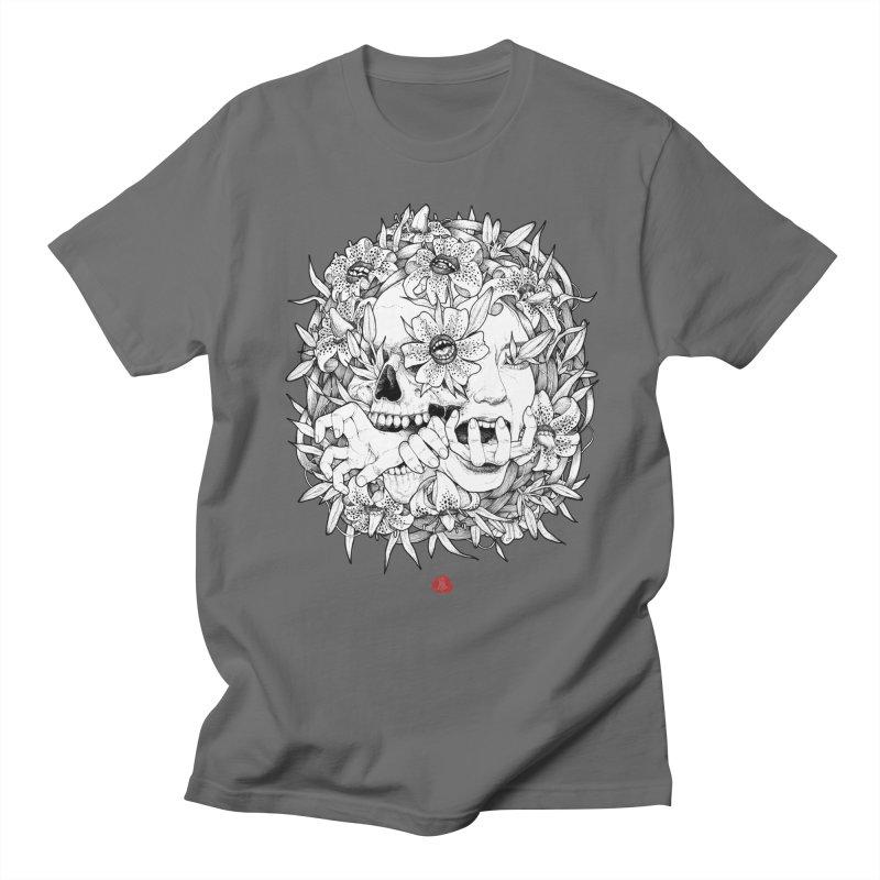 Wild Men's T-Shirt by jazhmine's