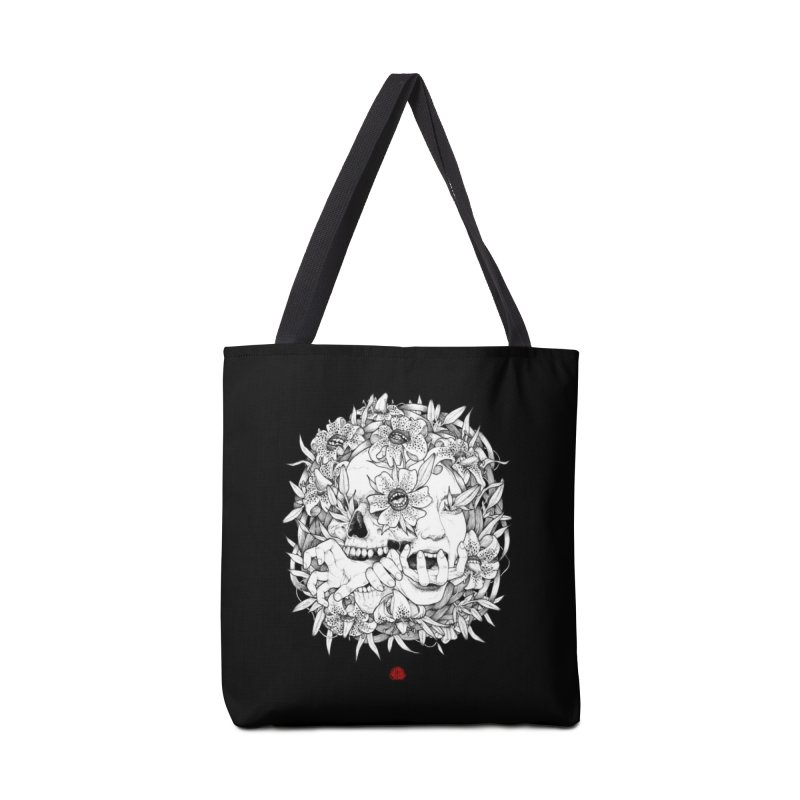 Wild Accessories Tote Bag Bag by jazhmine's