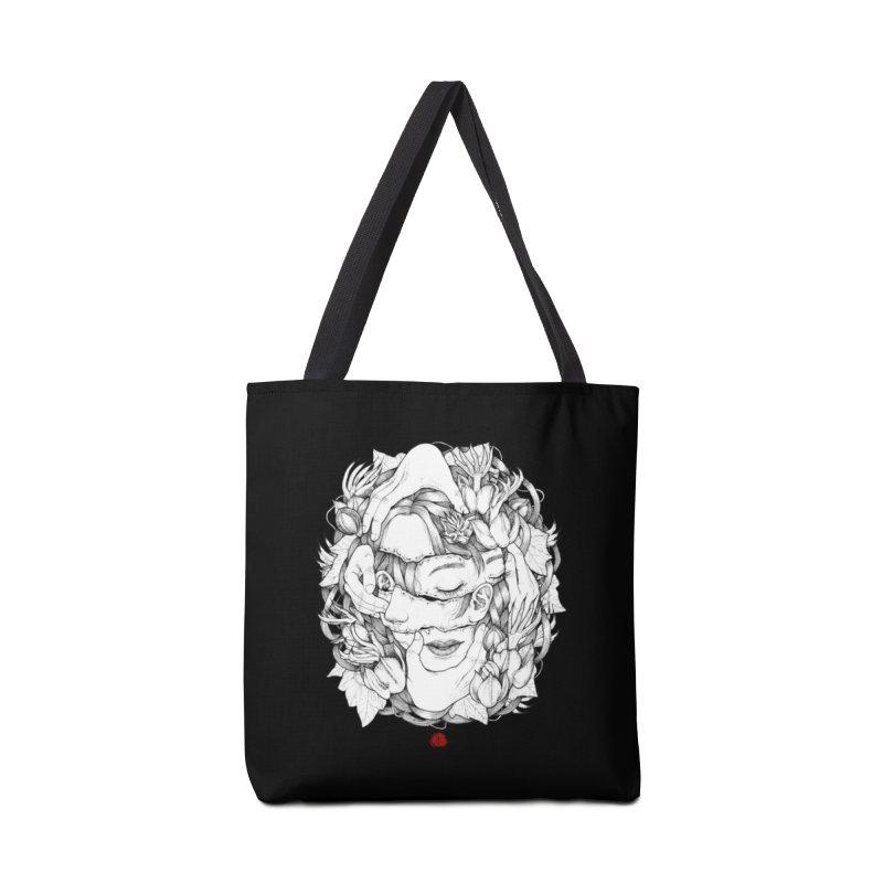 Misfit Accessories Tote Bag Bag by jazhmine's