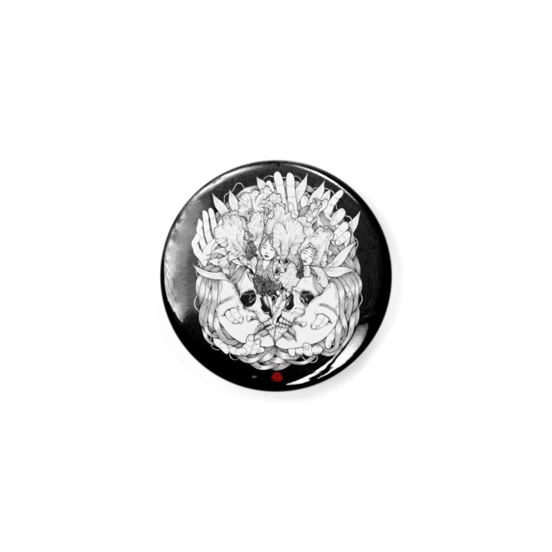 Ripe Accessories Button by jazhmine's